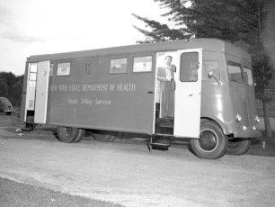 NYS Chest Xray Van 1947
