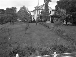 VonderOsten house Main St. G'town 1949