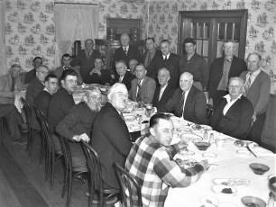 Central House Euche Club G'town 1951