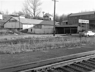 Miller & Hover warehouse 1950s