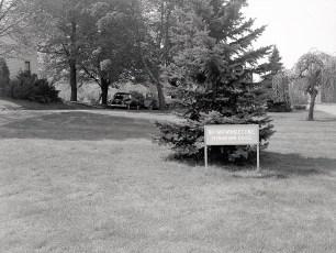 Rip Van Winkle Clinic Dr Hugh Henry G'town 1953