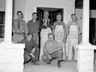 Rip Van Winkle Clinic contractors 1953
