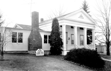 Yadack Funeral Home G'town 1955