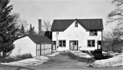 Central House Hotel barn & stables G'town 1958