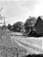 Church Ave. at Reuter Rd. G'town 1957