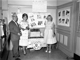 Apple Week Celebration State Bank of Albany G'town Branch 1962