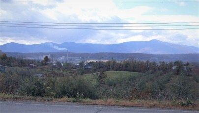 Catskill Mts from 9G in G'town Oct 1969