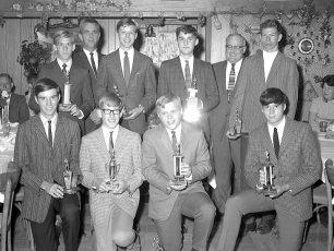 G'town Babe Ruth Team Annual Awards Banquet 1969