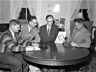 G'town Chamber of Comm. Seal Committee 1960