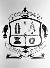 G'town Chamber of Comm. new Seal 1960