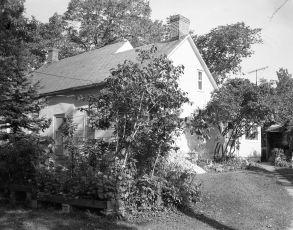 Parsonage Maple Ave 1967