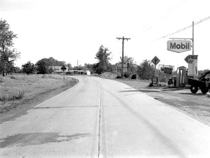 Route 9G road scenes G'town 1969 (1)