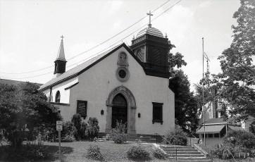 Church of Resurrection G'town 1973