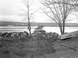 Rebuilding Cheviot Dock on the Hudson River G'town 1976 (3)
