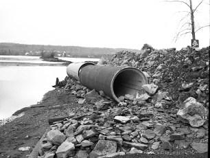 Rebuilding Cheviot Dock on the Hudson River G'town 1976 (4)