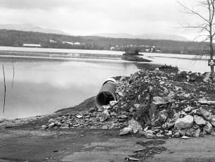 Rebuilding Cheviot Dock on the Hudson River G'town 1976 (5)