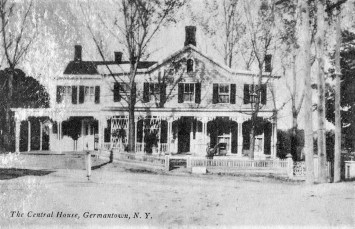 Central House G'town (Post Card) (2)