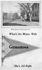 G'town Post Card