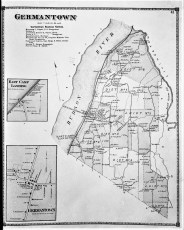 Town of G'town 1873