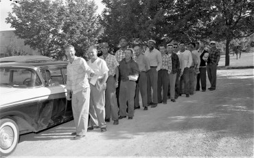 Atlas Cement Plant Strike Greenport 1957 (6)