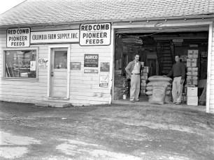 Columbia Farm Supply Rt. 66 Greenport 1959 (1)