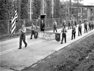 Greenport NY Fireman's Parade 1951 (16)