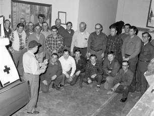 Greenport Rescue 1st Aid Class for Col. Cty. Highway Dept. 1974 (3)