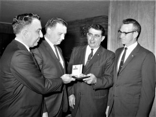 Greenport Rescue Squad Annual Banquet 1968 (2)