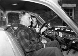 Greenport Rescue Squad New Radio 1956 (1)