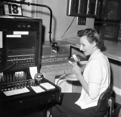 Greenport Rescue Squad New Radio 1956 (2)