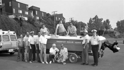 Greenport Rescue Squad Rescue Boat  1976 (1)