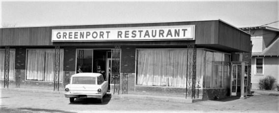 Greenport Restaurant 1971