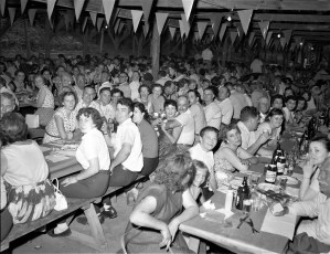 Polish Sportsman's Club Clambake for Members Greenport Sept. 1956 (1)