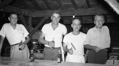 Polish Sportsman's Club Clambake for Members Greenport Sept. 1956 (4)