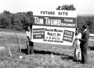 Tom Thumb Development Irving Price Blue Hill Rd. Greenport 1964 (1)