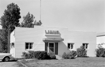 W.H.U.C. Radio Station Rt.66 Greenport 1964