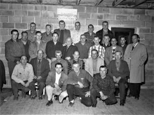 Blue Stores Rod & Gun Club members 1960