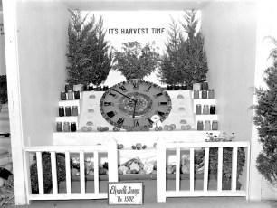 Elizaville Grange Exhibit at Col. Cty. Fair 1959