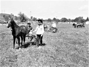 Hugo's Ranch Horse Show Livingston 1968 (2)