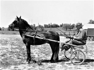 Hugo's Ranch Horse Show Livingston 1968 (3)