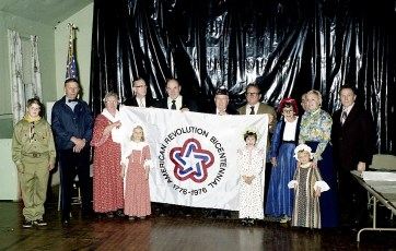 Linlithgo Bicentennial Celebration Nov. 1975 (2)