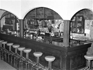 Stage Coach Inn Bar Blue Stores 1977