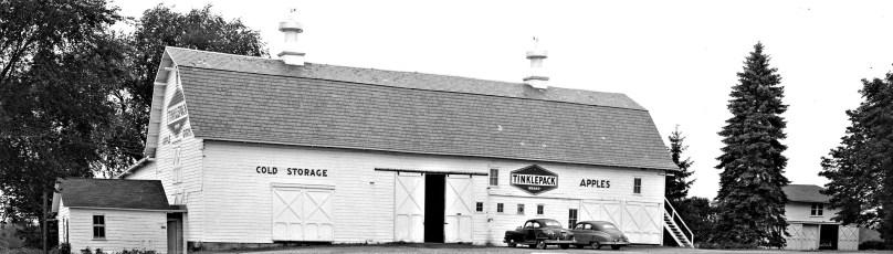 Tinklepaugh Cold Storage Rt. 9 Livingston 1958