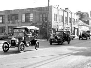 Antique Car Parade through Red Hook 1969 (3)