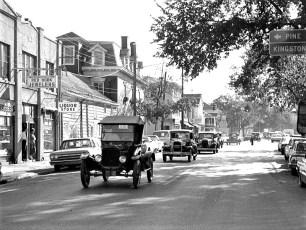 Antique Car Parade through Red Hook 1969