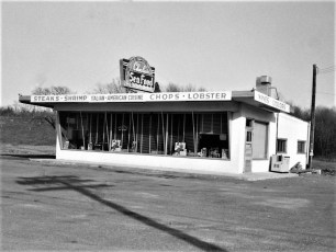 Charles Seafood Rt 9 Red Hook NY 1954
