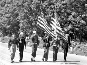 Memorial Day Parade Red Hook 1958 (1)