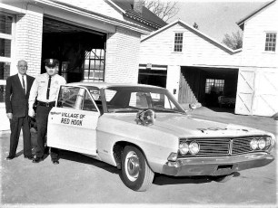 New Red Hook Police Car