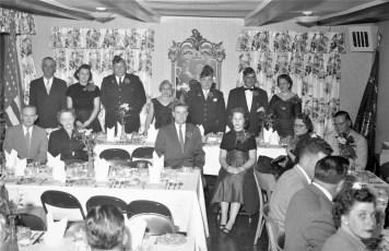 Red Hook Am. Legion Dinner at Red Hook Hotel 1957 (1)