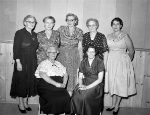 Red Hook American Legion Post dinner meeting 1956 (2)